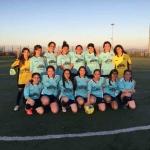 Colaboramos con implementación deportiva a escuela de Fútbol Femenino de Boca Sur