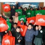 Mundo Pacífico apoyó iniciativa medioambiental en Collipulli