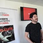 Academia de Youtubers finalizó con charla de #GoCarlos