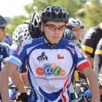 Auspiciamos a joven promesa del ciclismo nacional