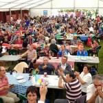 Colaboramos en evento con adultos mayores de Cabrero y Monte Águila