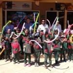 Organizamos actividad para jardines infantiles de Cabrero
