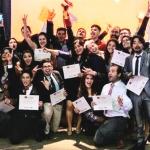 Academia de Yotubers tuvo su licenciatura de gala