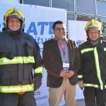 ¡Conectamos a bomberos de Maule y Villa Alegre!