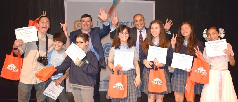 Mundo Pacífico apoyó actividad cultural de escuela en Coronel