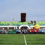 Servicio de Salud de Arauco recibió nuestro apoyo con implementación deportiva