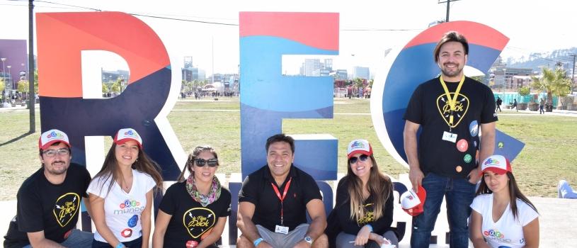 Festival REC contó con streaming y WiFi gratuito de Mundo Pacífico