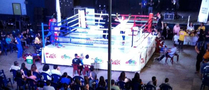 """Auspiciamos el Torneo de Kickboxing """"Desafío de Guerreros Chile vs USA – Coronel 2017"""" 5"""