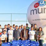 Mundo Pacífico apuesta por Deportes San Pedro de la Paz